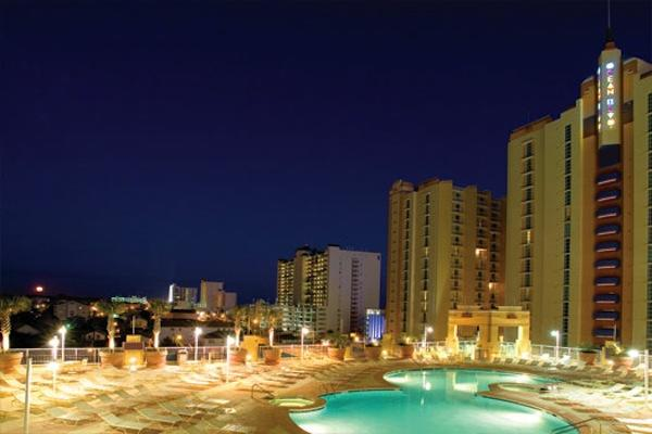 Ocean Boulevard Night