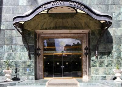 Royal Garden Entrance