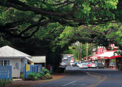 Koloa Town