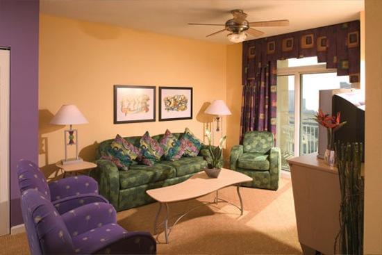 Ocean Boulevard Living Room
