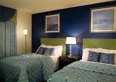 Ocean Boulevard Guest Bedroom