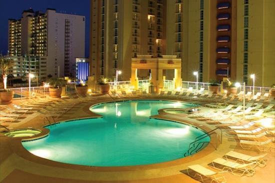 Ocean Boulevard Outdoor Pool