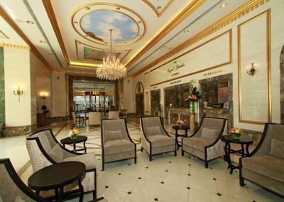 Royal Garden Lobby