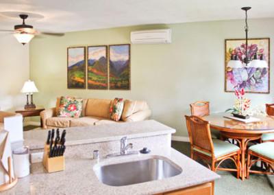 Makai Club Living Room
