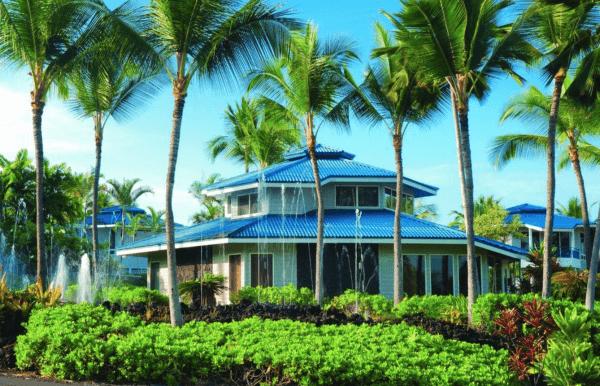Mauna Loa Exterior