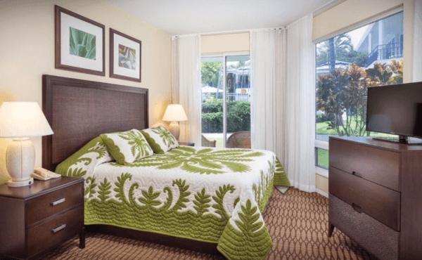 Mauna Loa Bedroom