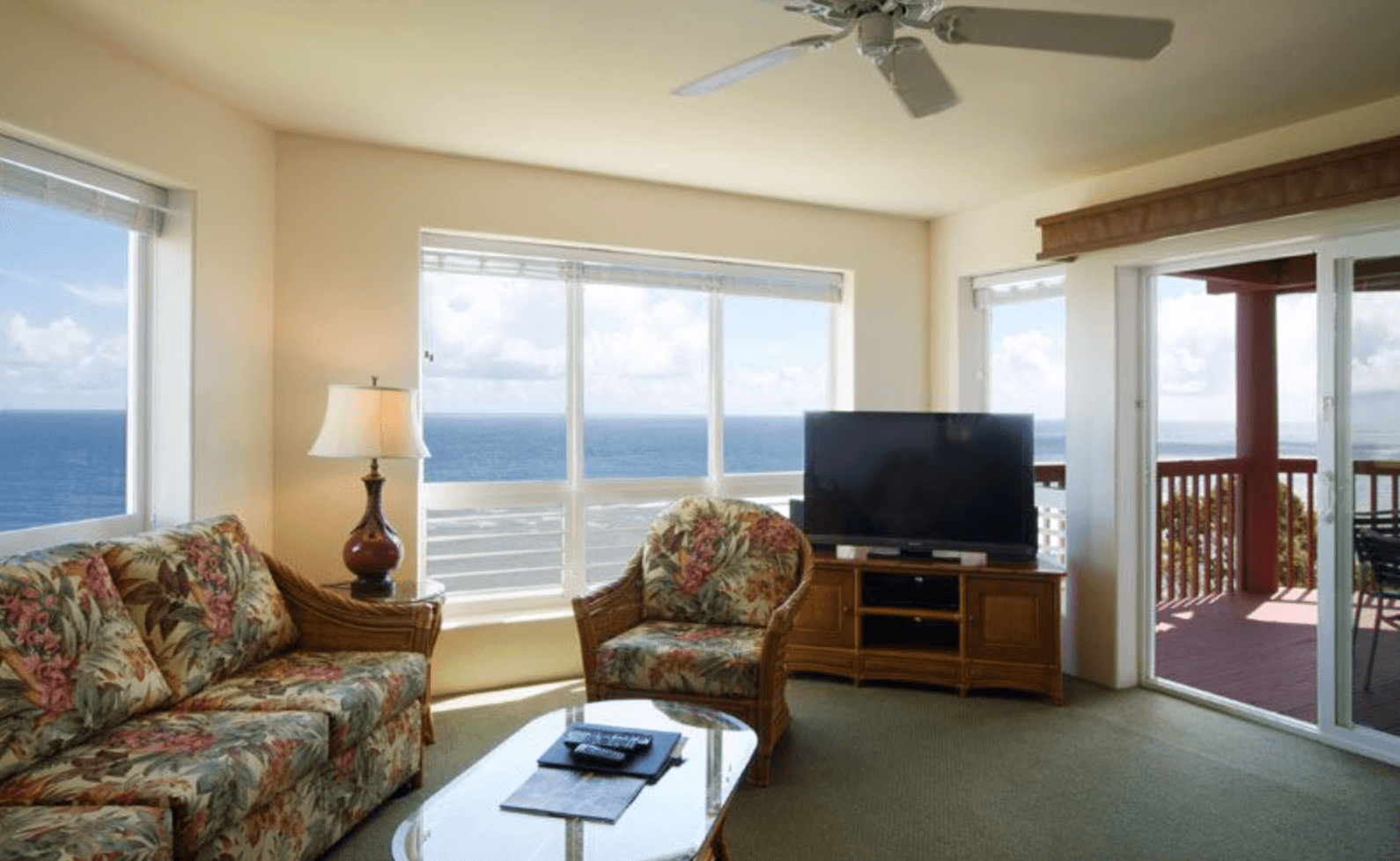 Shearwater Living Room