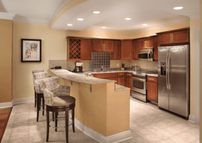 Emerald Grande Kitchen