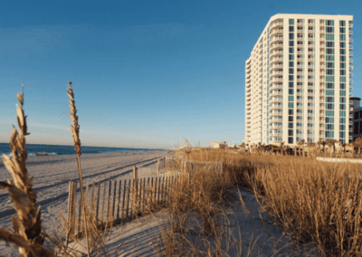 Towers on the Grove Beach