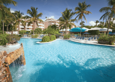 Elysian Beach Resort Pool