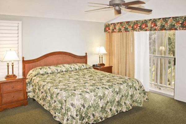 Makai Club Cottages Bedroom