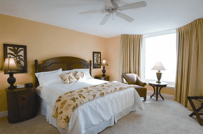 Panama City Master Bedroom