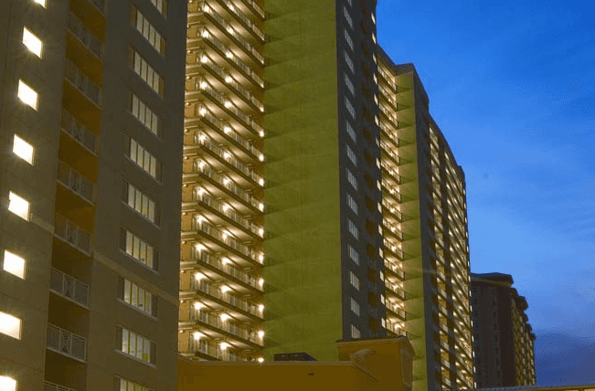 Panama City Exterior