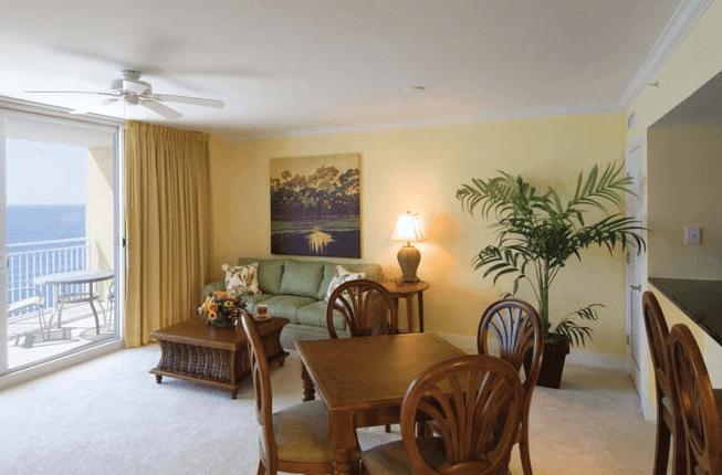 Panama City Living Room
