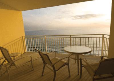 Panama City Balcony View