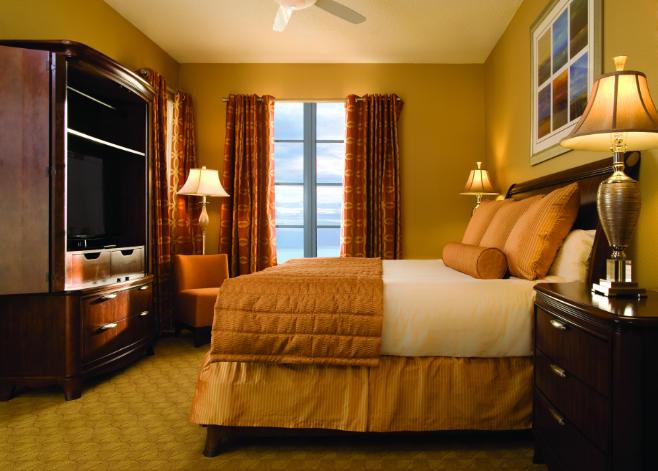 Ocean Walk Master Bedroom