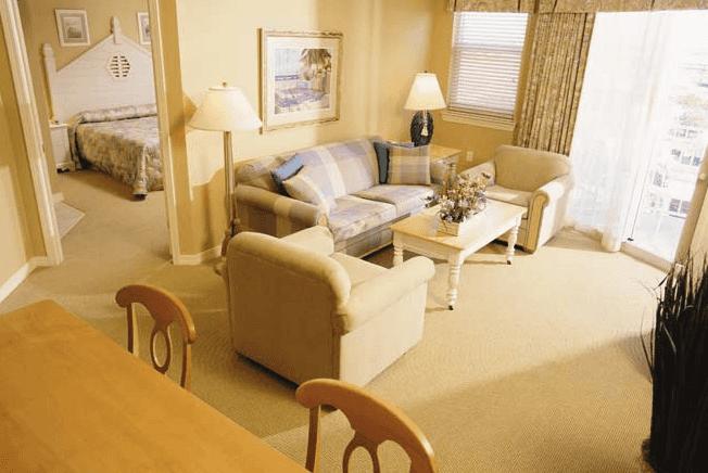 Majestic Sun Living Room