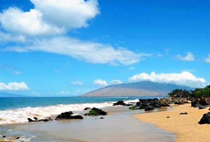 Maui Beaches - Kihei