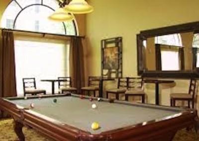 La Cascada Pool Table