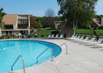Tamarack Outdoor Pool