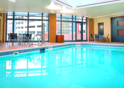 National Harbor Indoor Pool
