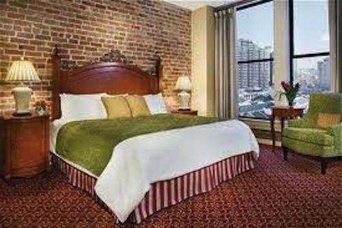 La Belle Bedroom