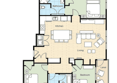 Avon 3B Pres Floor Plan