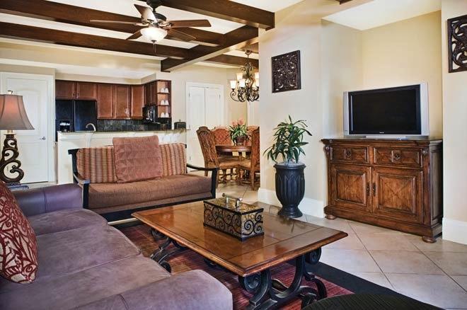 La Cascada Living Room