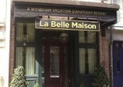 La Belle Front Door