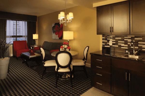 Canterbury Living Room