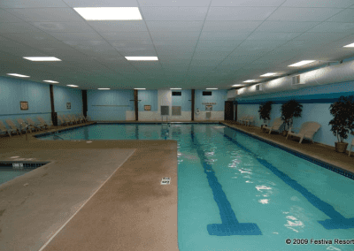 Tamarack Indoor Pool