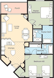 Branson Meadows 2B Floor Plan
