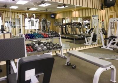 Branson Meadows Fitness Center
