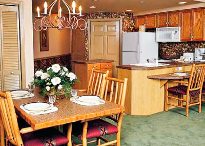 Branson Meadows Kitchen Dining