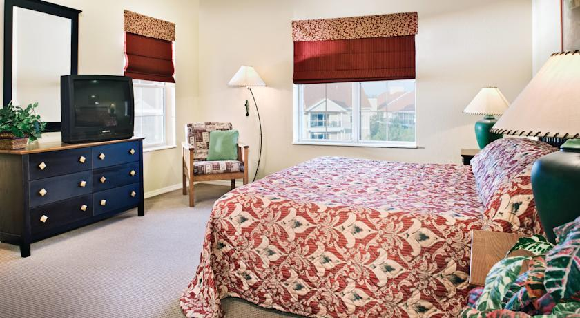 Branson Meadows Master Bedroom
