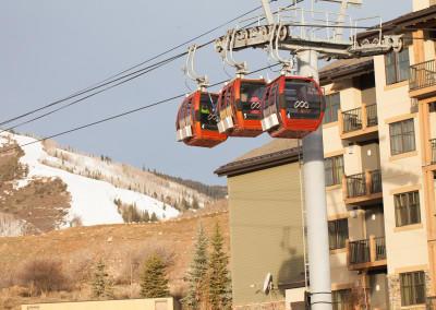 Park City gondola