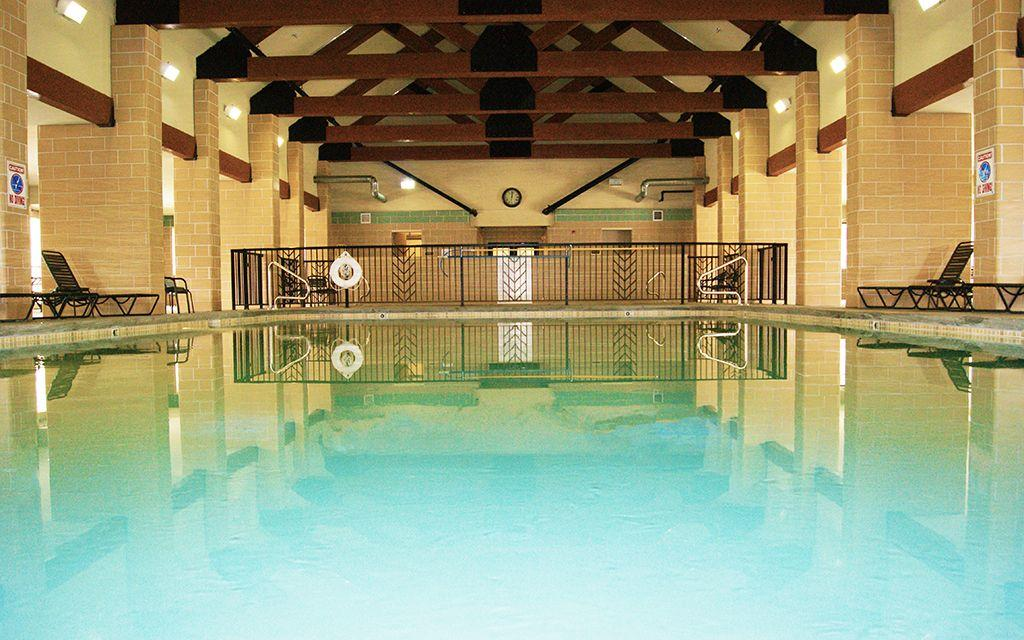 West Yellowstone Indoor Pool