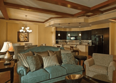 National Harbor Presidential Living Room