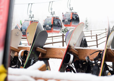 Park City snowboards