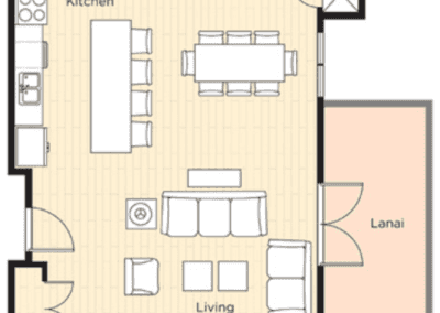 Park City 2B Pres Floor Plan