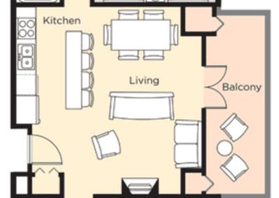 Park City 4B Pres Floor Plan