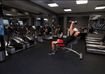 Manhattan Club Fitness Center