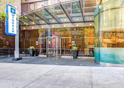 Midtown 45 Lobby Entrance