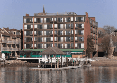 Inn on the Harbor Exterior