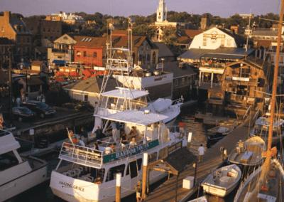 Inn on the Harbor Newport Boats