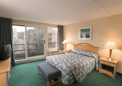 Inn on the Harbor Bedroom