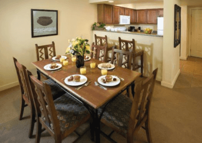 South Shore Dining Area