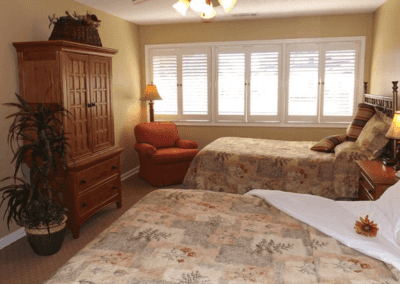 Fairfield Plantation Guest Bedroom