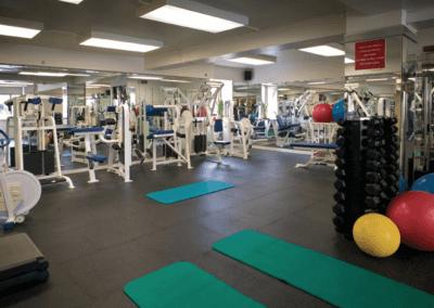 Avenue Plaza Fitness Center