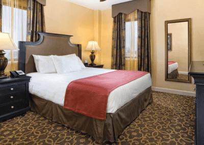 Avenue Plaza Master Bedroom